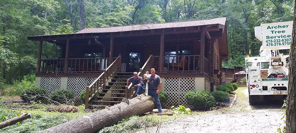 Archer Tree Service Crew